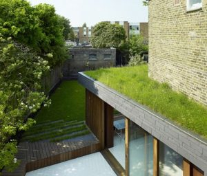 on trend roof