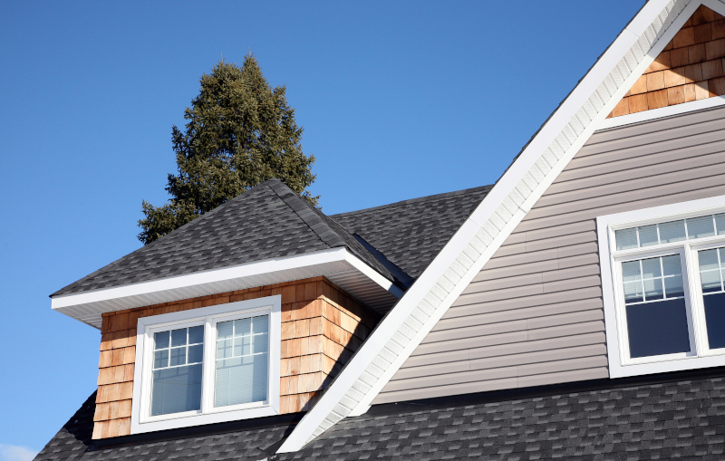 Black roof - New roof cost