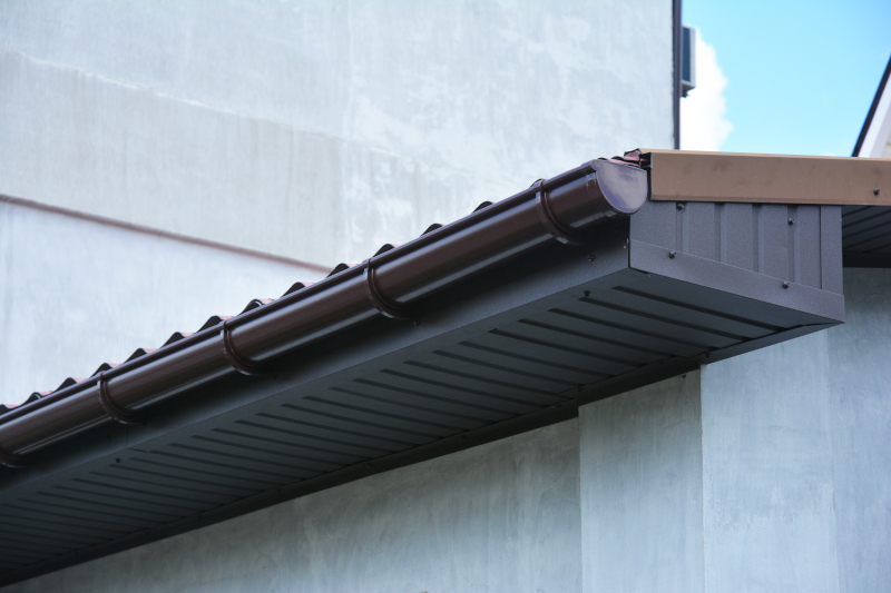Soffit and fascia - New roof cost